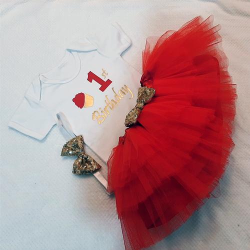 Cupcak Birthday Set